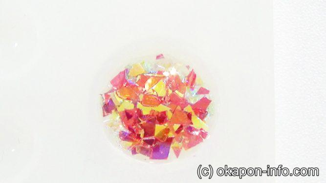 レジンで宝石の作り方手順2