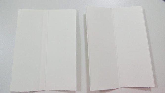 牛乳パックまな板の作り方手順3